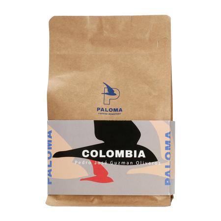 Paloma Kolumbia Huila Pedro Jose Guzman Oliveros Natural FIL 250g, kawa ziarnista (outlet)