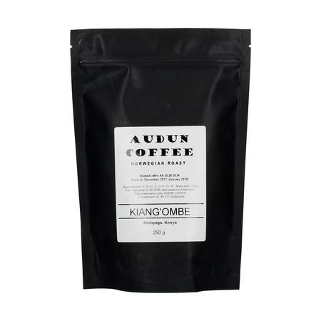 Audun Coffee - Kenia Kiangombe