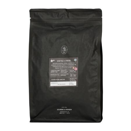 Solberg & Hansen - Sommerespresso 2021 1kg