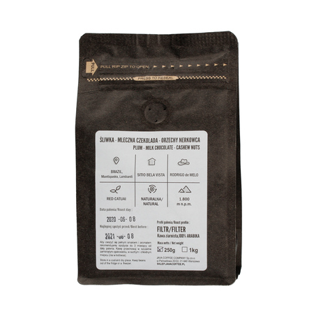 Java Coffee - Brazylia Sitio Bela Vista