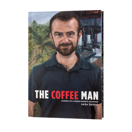 Książka The Coffee Man: Journal of a World Barista Champion - Sasa Sestic