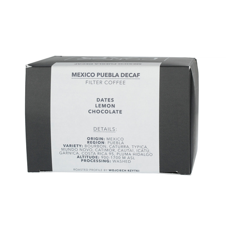 Coffeelab - Meksyk Puebla Decaf - Kawa bezkofeinowa