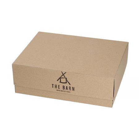 The Barn - Zestaw kawowych próbek + Torba