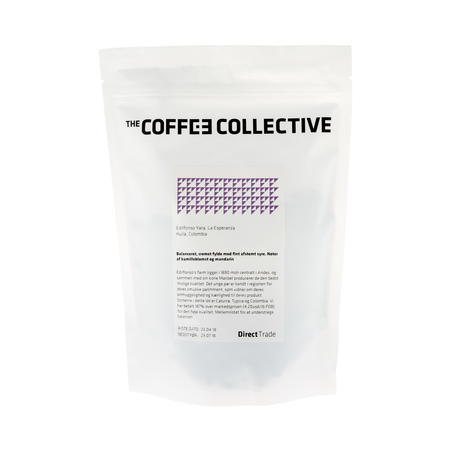 The Coffee Collective - Colombia Edilfonso Yara
