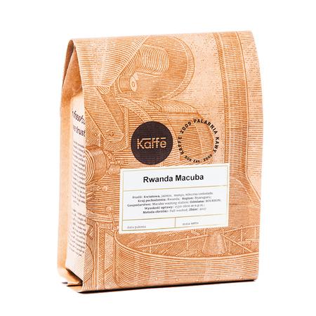 Kaffe 2009 - Rwanda Macuba