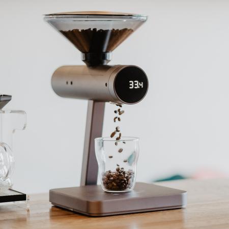 Acaia Orion Bean Doser - Dozownik do kawy - Ciemnoszary