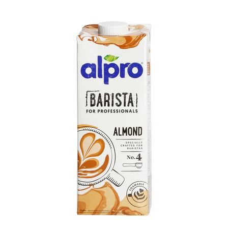 Alpro - Napój migdałowy Barista For Professionals 1L