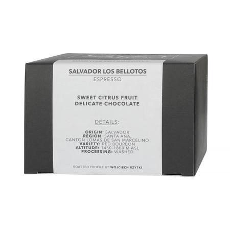 Coffeelab - Salwador Los Bellotos Espresso 250g