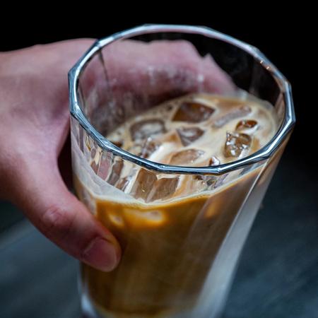 Loveramics - Twisted Latte Glass - Szklanka do Latte 360ml