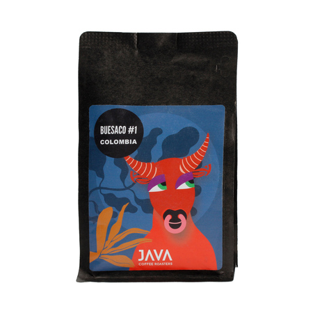 Java Coffee - Kolumbia Buesaco