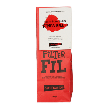 Caffenation - Ethiopia Riripa Kelloo Filter