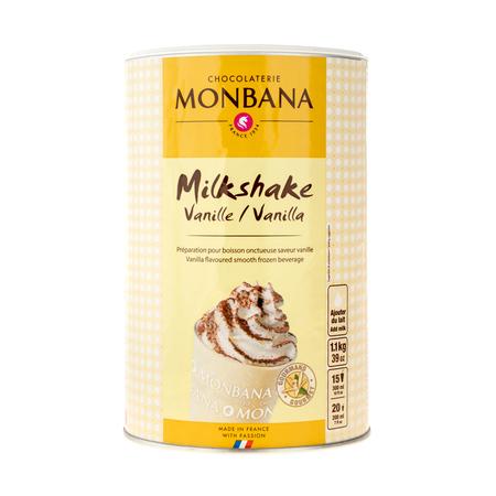 Monbana Vanilla Frappe - Milkshake