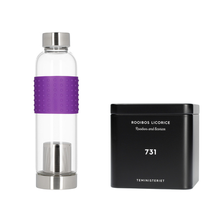 Zestaw Butelka Asobu Ice-T 2 Go + Herbata Teministeriet 731