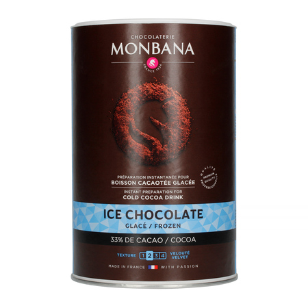 Monbana Iced Chocolate