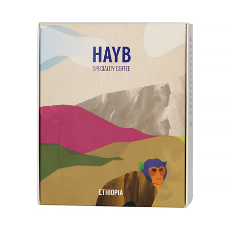 HAYB - Etiopia Yirgacheffe Konga