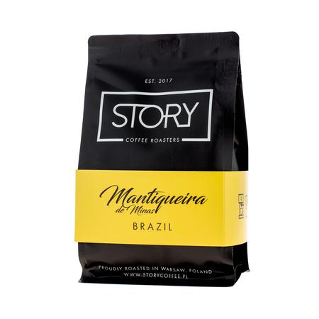 Story Coffee Roasters - Brazil Montiqueira Espresso