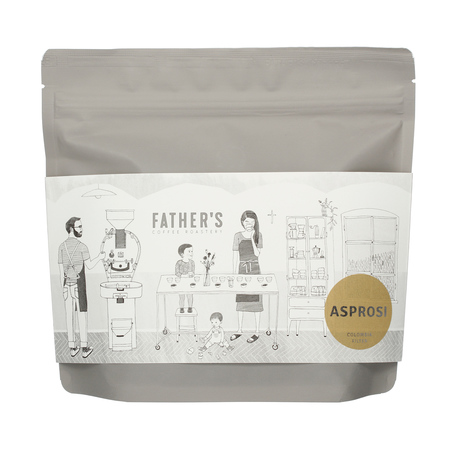 Father's Coffee - Colombia Asprosi
