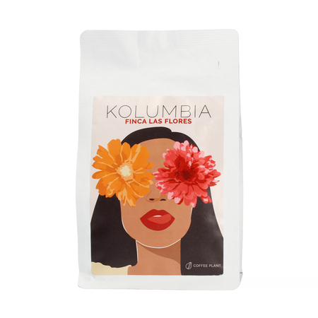 COFFEE PLANT - Kolumbia Las Flores