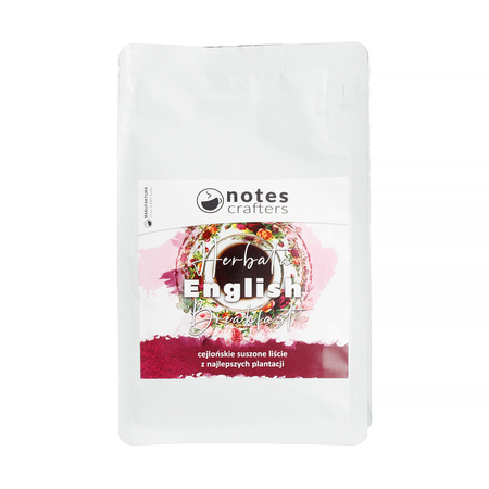 Notes Crafters - English Breakfast Czarna - Herbata sypana 100g