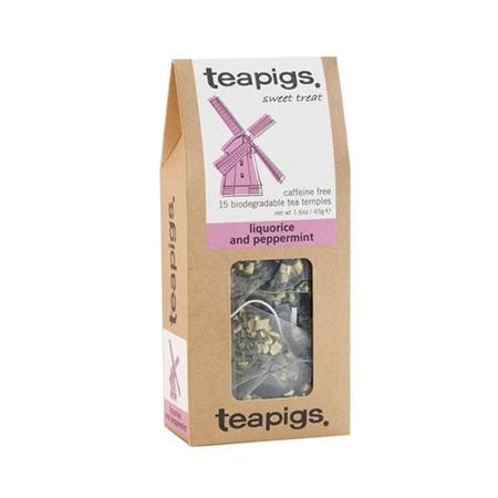 teapigs Liquorice & Peppermint 15 piramidek