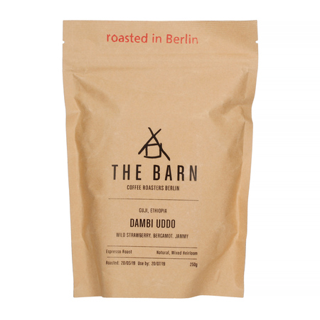 The Barn - Ethiopia Dambi Uddo Natural Espresso