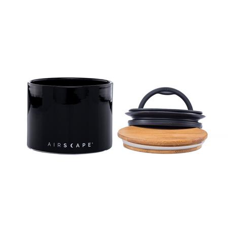 Planetary Design - Airscape - Pojemnik próżniowy - Ceramiczny czarny 950 ml