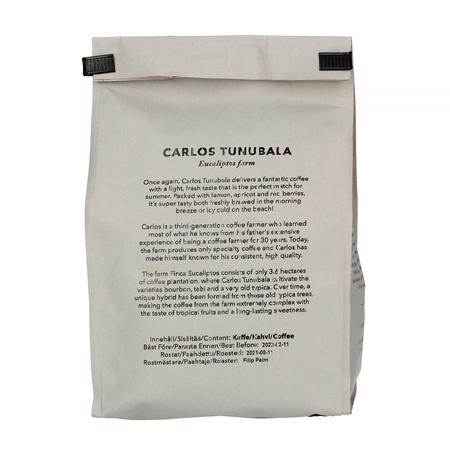 Johan & Nyström - Colombia Tunubala Filter