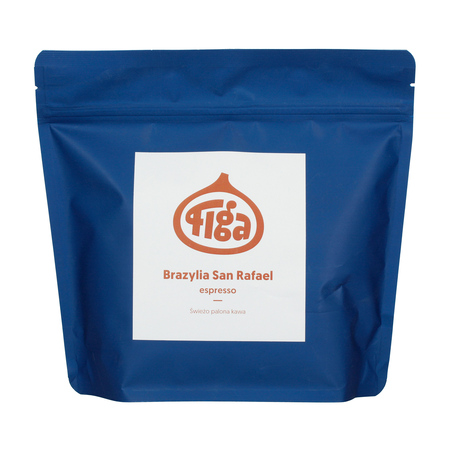 Figa Coffee - Brazylia San Rafael Espresso