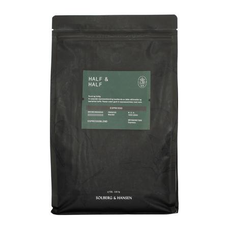 Solberg & Hansen - Half & Half Espresso 1kg
