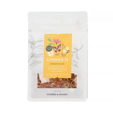 Solberg & Hansen - Herbata sypana - Sommer-te Mangopasjon