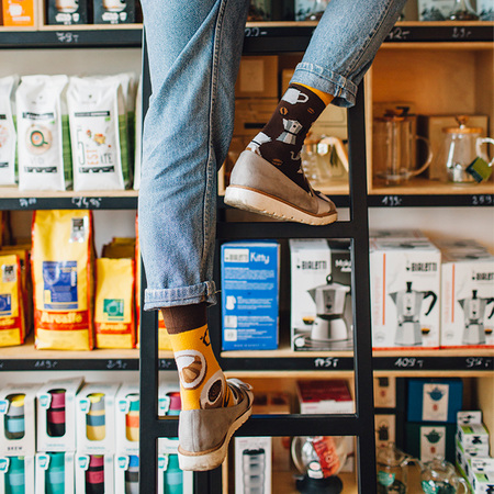 Many Mornings x Coffeedesk - Skarpetki Coffee Lover 39-42 (outlet)