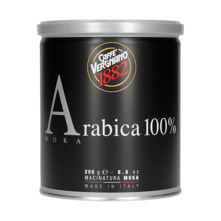 Caffe Vergnano - 100% Arabica Moka - Kawa mielona 250g