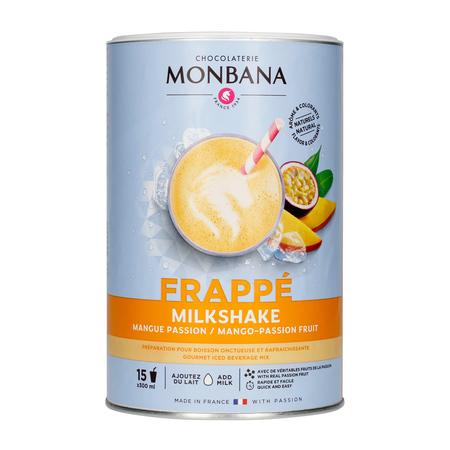 Monbana Mango - Passion Fruit Frappe 1kg