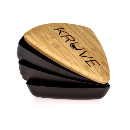 Kruve Sifter Six - Black - Odsiewacz do kawy z sześcioma sitkami