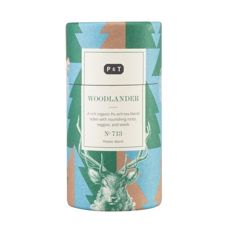 Paper & Tea - Woodlander - Herbata sypana - Puszka 100g