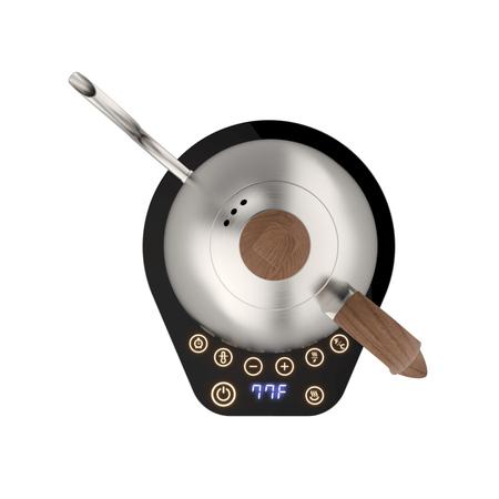 Brewista Artisan Variable Temperature Kettle Srebrny 1l - Czajnik elektryczny
