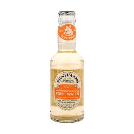 Fentimans  Mediterranean Orange Tonic Water - Napój 200 ml