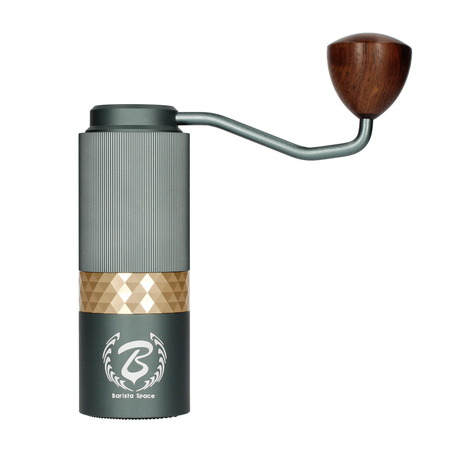Barista Space hand grinder 15-20g green młynek ręczny zielony (outlet)