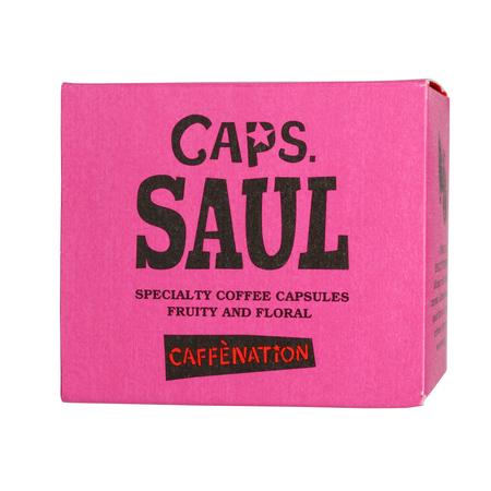 Caffenation - SAUL - 10 Kapsułek