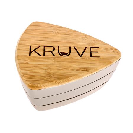 Kruve Sifter Two - Silver - Odsiewacz do kawy z dwoma sitkami