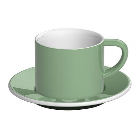 Loveramics Bond - Filiżanka i spodek Cappuccino 150 ml - Mint