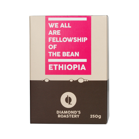 Diamonds Roastery - Ethiopia Nansebo Bulga