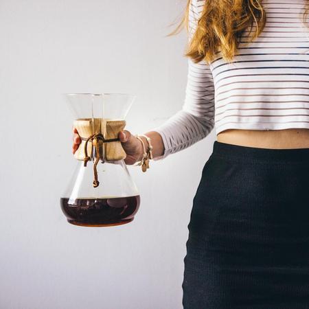 Chemex Classic Coffee Maker 3 filiżanki (outlet)