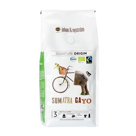 Johan & Nyström - Sumatra Gayo Mountain Fairtrade - Kawa mielona 500g