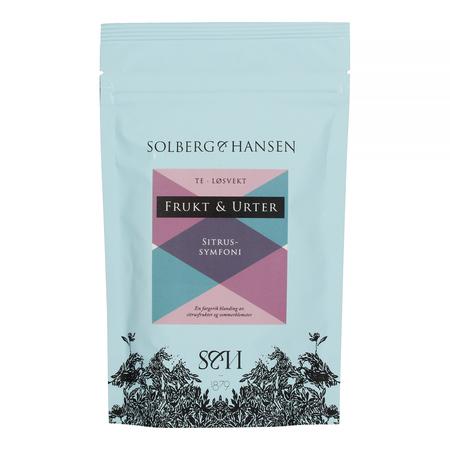 Solberg & Hansen - Herbata sypana - Citrus Symphony