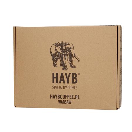 HAYB - Starter Pack Dark Espresso 4 x 250g