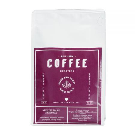 Autumn Coffee - Etiopia Nuguse Mare Filter
