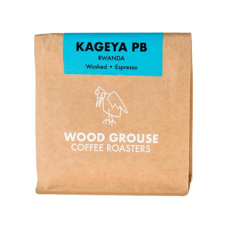 Wood Grouse - Rwanda Kageya PB Espresso