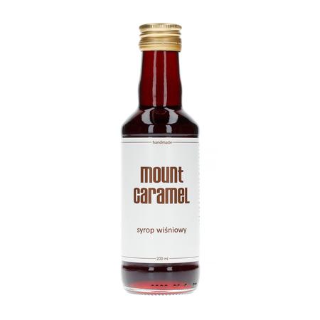 Mount Caramel Dobry Syrop - Wiśniowy 200 ml