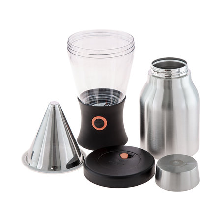 Asobu Cold Coffee Brewers Stainless Steel Silver (outlet)